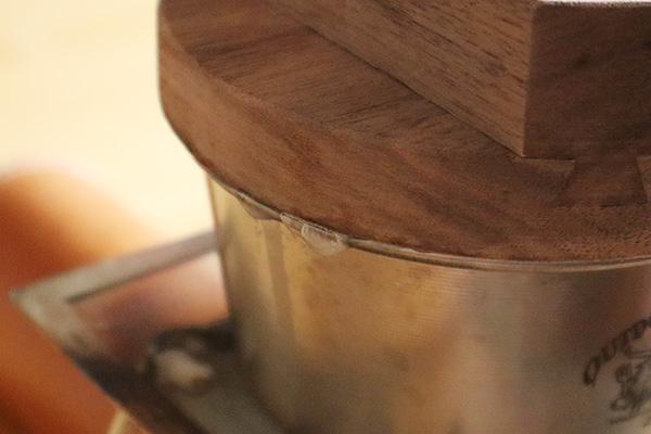 シェラカップ炊飯/吹き出し
