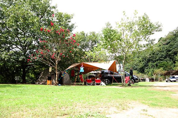 カルディア第2キャンプ場
