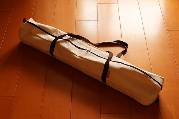 Fieldoorの木製ポール_収納バッグ