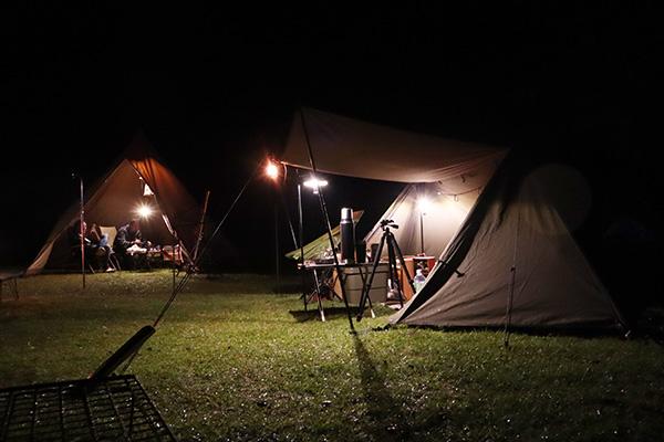 夜のバンドック ソロベース