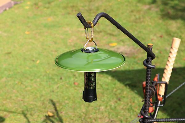 マライカのランプシェードがGoalZEROにシンデレラフィット