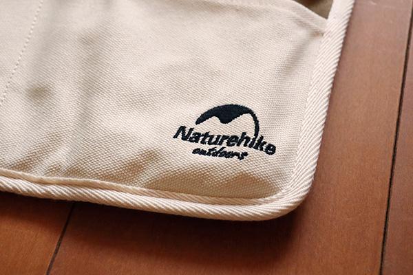 naturehikeの刺繍