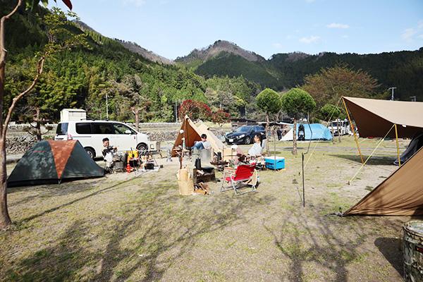 南光自然観察村でソログル