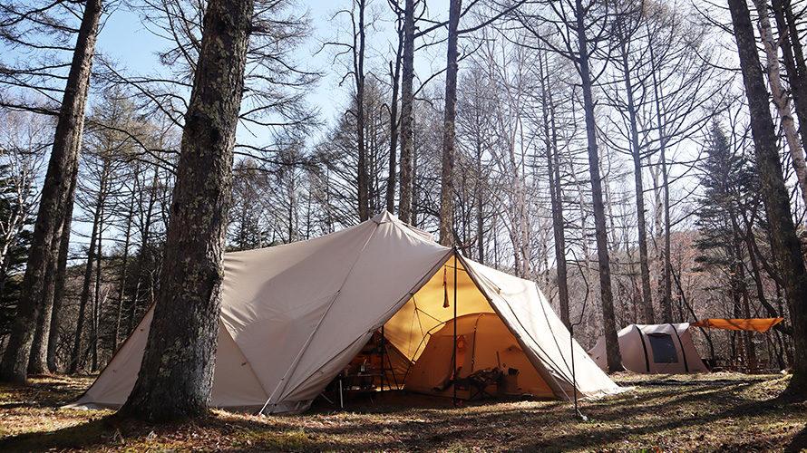 姫木平ホワイトバーチキャンプフィールド