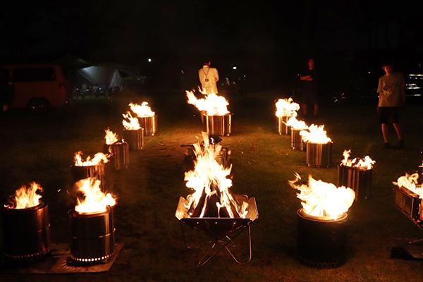 VCMT4火の儀式もクライマックス