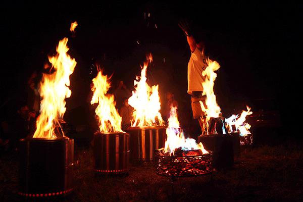 火炎の儀式