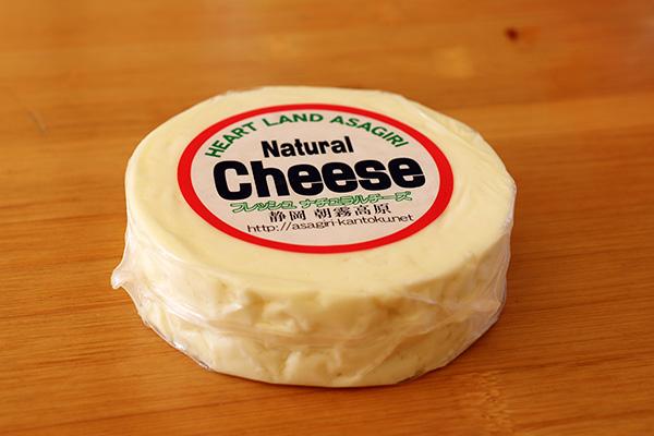 ハートランド朝霧のナチュラルチーズ